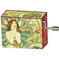 Preisvergleich für Fridolin GmbH 'FRIDOLIN 148.061,7cm Beethoven für Elise/Mucha Monaco Monte Carlo Musik Box