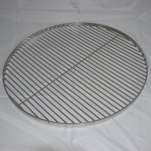 Grillrost für Schwenkgrill Edelstahl rund 70cm, 6mm Stäbe 70216Q