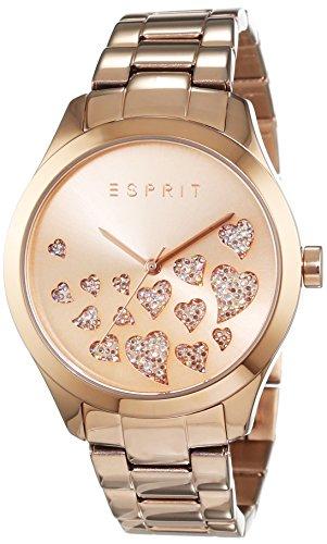 Esprit Damen-Armbanduhr Esmee ES107282006
