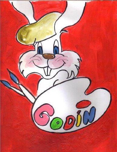 Godin es una historia de niños (0-3) por Hymara Hernandez