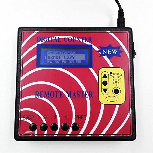 digitalem Zähler Fernbedienung Master Wireless RF RFID Fernbedienung Schlüssel Controller für lockshop Schlosser