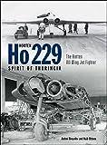"Horten Ho229 ""Spirit of Thuringia"": The Luftwaffe's All-wing Jet Fighter"