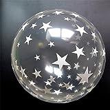 BALLOON JUNCTION balloons STAR PRINT on ...