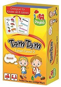 Tam Tam Lesen Niveau 2 Niño Niño/Niña - Juegos educativos (125 mm, 40 mm, 85 mm, 260 g, 425 cm³, 44784 Pieza(s))