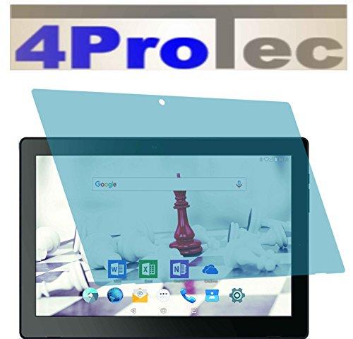 2 Stück GEHÄRTETE ANTIREFLEX Displayschutzfolie für Odys Gambit 10 plus 3G Bildschirmschutzfolie