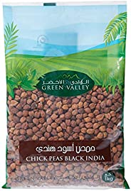 Green Valley Chick Peas Black India, 1kg