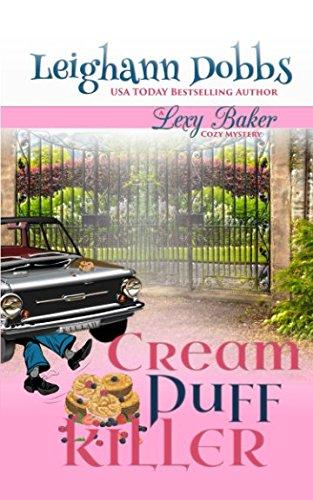 Cream Puff Killer (Lexy Baker Cozy Mystery Series, Band 13) Womens Cream Puff