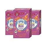 Teekanne Organics Calm & Relax, 3er Pack