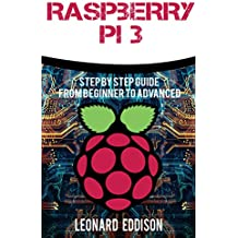 Raspberry Pi: Step By Step Guide From Beginner To Advanced (English Edition)