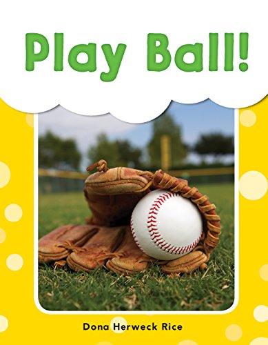 Play Ball! (My Words) (English Edition) por Teacher Created Materials