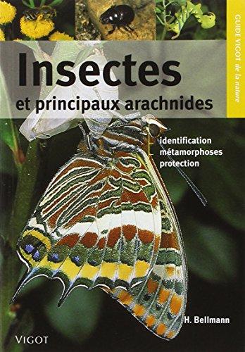 Insectes et principaux arachnides par Heiko Bellmann