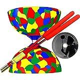 Jester diabolo, Superglass Handsticks & diabolo 'Learn to play' DVD