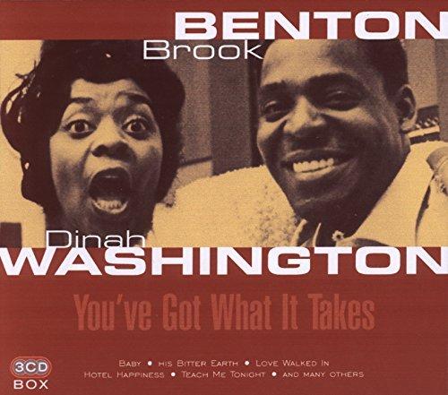 You've Got What It Takes by Brook Benton & Dinah Washington (2001-05-29) (Brooks Benton)