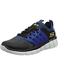 Skechers Boys' equalizer 2.0-Turbopulse Trainers