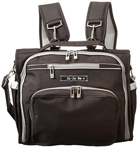 Preisvergleich Produktbild Ju Ju Be B.F.F. Handtasche, schwarz/silber
