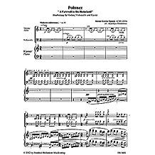 Polonez: Kammermusik Streicher