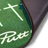 PuttOut Unisex's Pro Golf Putting Mat, Green, 240 x 50 cm