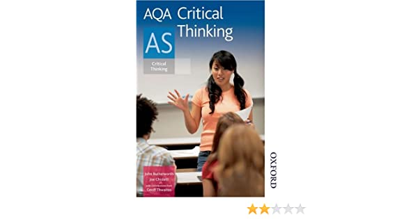aqa critical thinking