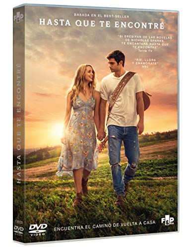 Hasta Que Te Encuentre [DVD]