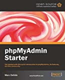 If you are new to phpMyAdmin this e-book is the perfect companion for getting you off to a flying start. No previous experience with phpMyAdmin is required as you will be guided through downloading phpMyAdmin and installing it on your system. The amo...