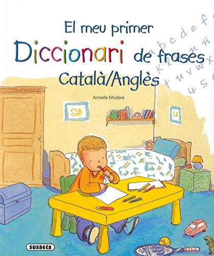 El meu primer diccionari de frases català/anglès editado por Susaeta ediciones