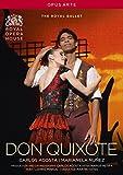Minkus: Don Quixote (Royal Opera House)