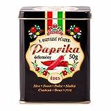 Paprika dolce ungherese da Kalocsa in confezione regalo 50g - Selezionata a mano - Qualità Premium