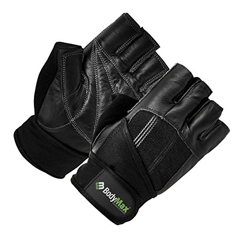 Bodymax Deluxe Weight Lifting Gloves - Extra Large (XL)