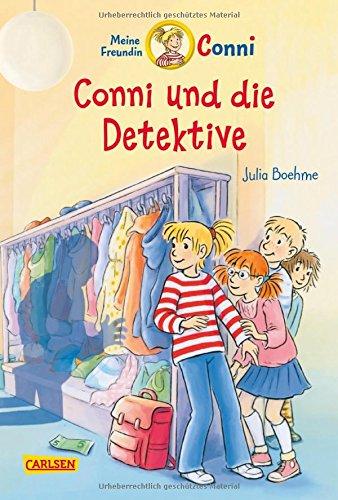 Conni-Erzählbände 18: Conni und die Detektive (farbig illustriert)