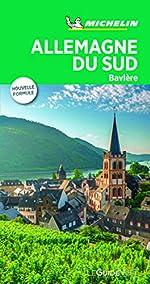 Guide Vert Allemagne du sud - Bavière Michelin de Michelin