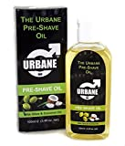 Best Preshave Oils - Urbane Men Pre-Shave Oil for Manual & Electric Review