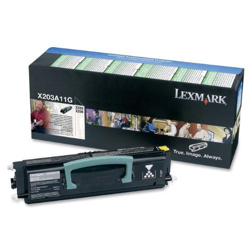 Preisvergleich Produktbild Lexmark X203A21G X203N, X204N Tonerkartusche 2.500 Seiten