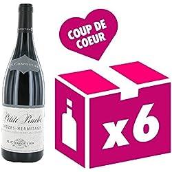Chapoutier - Crozes Hermitage Petite Ruche - Carton 6 Bts