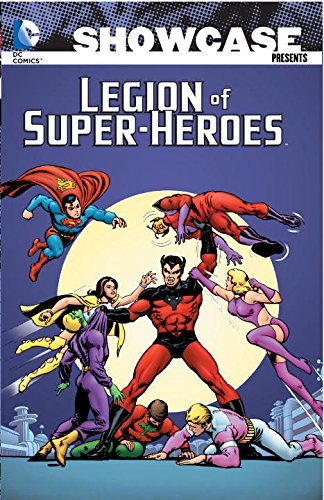 Showcase Presents: The Legion of SuperHeroes Volume 5 TP