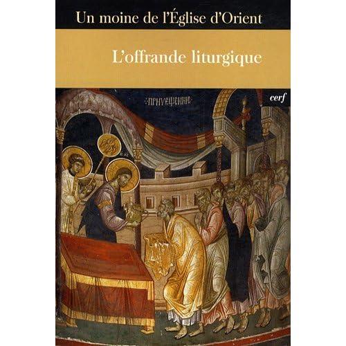 L'offrande liturgique