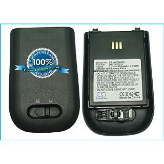 CS Akku Batterie 900 mAh für Avaya DH4 660190/R1A 0486515 3725 3720 3725 DECT 3720 DECT DH4 WH1 DECT 3725 DECT 3720