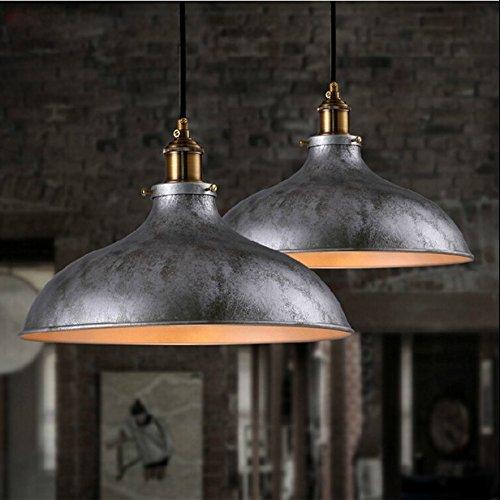 Vintage pot industriale lampadario loft creativo café bar decorato vecchio ferro battuto lampadario lampada da parete
