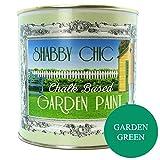 Jardin Vert Style shabby chic Craie Base Peinture Jardin 1litre