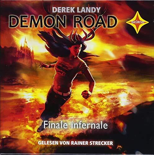 Demon Road - Finale Infernale: Gelesen von Rainer Strecker. 6 CDs Laufzeit cirka 480 Min.