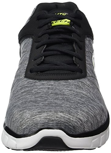 51r9ceGzXXL - Skechers SynergyInstant Reaction, Men's Trainers