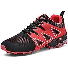 GNEDIAE Hombre KR-5 Caña Baja Zapatillas de Running para Hombre Deportes de Exterior