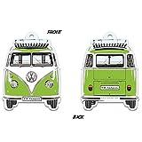 Official VW Camper Van T1 Air Freshener – Green Apple
