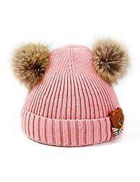 Amazon.es  gorros de lana para bebes - Sombreros y gorras ... 43d3eb6d896