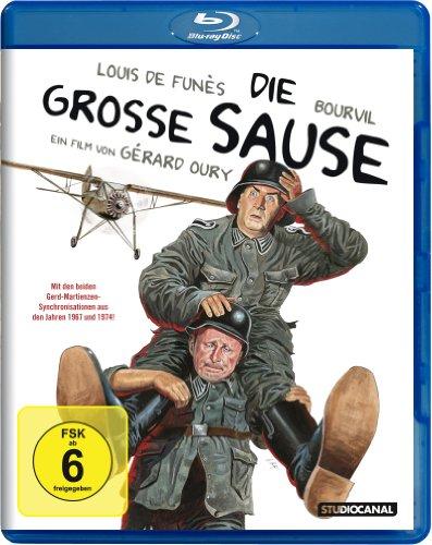 Bild von Die große Sause [Blu-ray]