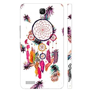 Xiaomi Redmi Note Dream Catcher Art designer mobile hard shell case by Enthopia