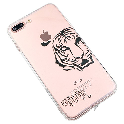 Coque iPhone SE, TrendyBox Transparent PC Hard Cover avec soft TPU Pare-chocs pour iPhone 5/5S/SE avec verre trempe film de protection (Musique blanche) 113