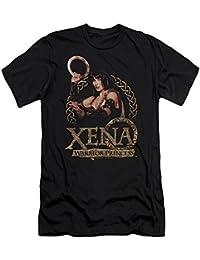 Xena: Warrior Princess - Herrenlizenz Slim Fit T-Shirt
