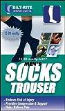 bilt-rite Mastex Health 10–71000-lg Men 's Trouser Socks, Navy, Large by bilt-rite Mastex Health