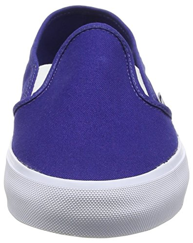 Vans Damen Slip-on Sf Low-top Blau (indigo Wave / Blueprint)