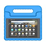 Surom Case for All-New Amazon Fire HD 8 2018 / 2017, Kids